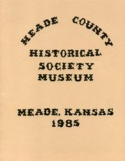 Meade County History, a book about Meade County