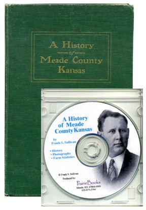 E-book History of Meade County Kansas